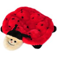 ZippyPaws Squeakie Crawler Betsey the Ladybug Dog Toy