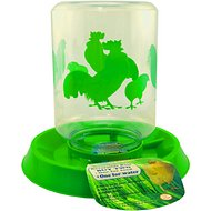 Lixit Chicken Feeder & Waterer, 64-oz