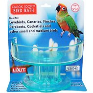 Lixit Quick Lock Small & Medium Bird Bath