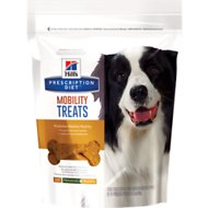 Hill's Prescription Diet Mobility Dog Treats, 12-oz bag