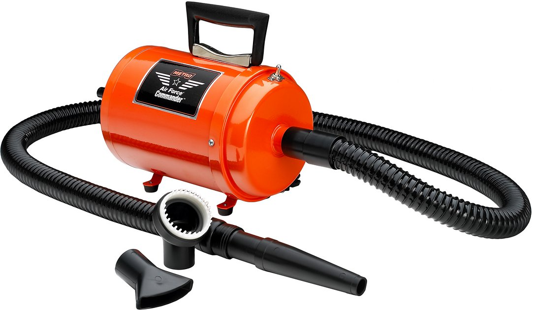 Force One Blower : Metrovac air force commander pet dryer two speed chewy