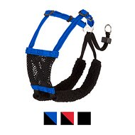Yup! Non-Pull Mesh Dog Harness, Blue, Small