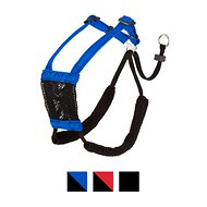 Yup! Non-Pull Mesh Dog Harness, Blue, Medium