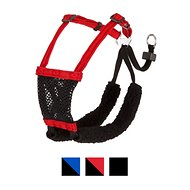 Yup! Non-Pull Mesh Dog Harness, Red, Small