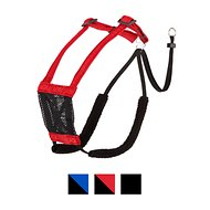 Yup! Non-Pull Mesh Dog Harness, Red, Large/X-Large