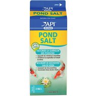 API Pond Salt, 4.4-lb carton