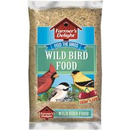 Wagner's Farmer's Delight Wild Bird Food, 10-lb bag