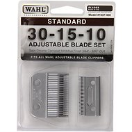 Wahl Adjustable Blade Set, Size 30-15-10