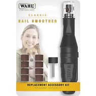 Wahl Classic Pet Nail Smoother Replacement Kit, Black