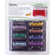 Wahl Stainless Steel Attachment Combs Kit for 5 in 1 Blades, 8 count