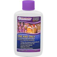 Dr. Tim's Aquatics One & Only Live Nitrifying Bacteria for Reef Aquariums, 2-oz bottle