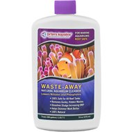 Dr. Tim's Aquatics Waste-Away Natural Aquarium Cleaner for Reef Aquariums, 16-oz bottle