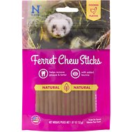 N-Bone Chicken Flavor Chew Stick Ferret Treats, 1.87-oz bag