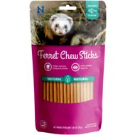 N-Bone Salmon Flavor Chew Stick Ferret Treats, 1.87-oz bag