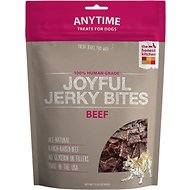 The Honest Kitchen Joyful Jerky Bites Beef Dog Treats, 3.25-oz bag