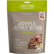 The Honest Kitchen Joyful Jerky Bites Chicken Dog Treats, 4-oz bag