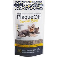 ProDen PlaqueOff Dental Bites Dog & Cat Treats, 2.12-oz bag