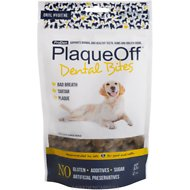ProDen PlaqueOff Dental Bites Dog Treats, 5.3-oz bag