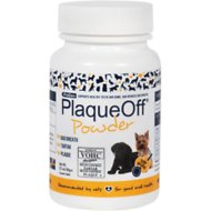 ProDen PlaqueOff Powder Dog & Cat Supplement, 60g bottle