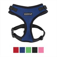 Puppia RiteFit Soft Dog Harness, Royal Blue, Medium