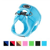 Puppia Soft Vest Dog Harness B, Sky Blue, Medium