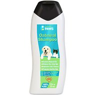 Particular Paws Oatmeal Dog & Cat Shampoo, 12-oz bottle