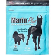 Nutramax Marin Professional Chewable Tablets Dog Supplement, 60 count