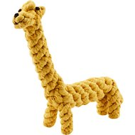 Zanies Rope Menagerie Dog Toy, Giraffe