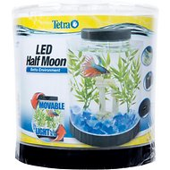 Tetra Betta LED Half Moon Kit, 1.1-gal