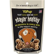 YoPup Stayin' Healthy Biscuits Dog Treats, 7-oz bag