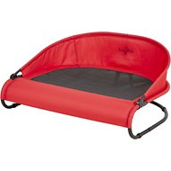 Gen7Pets Cool-Air Cot Pet Bed, Pathfinder Red, Medium