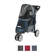 Gen7Pets Monaco Pet Stroller, Dress Blues