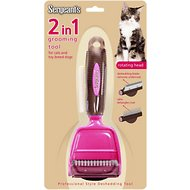 Sergeant's 2in1 Dog & Cat Deshedding Grooming Tool, Small/Medium
