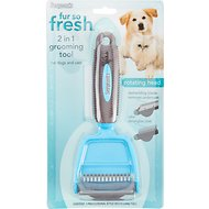 Sergeant's 2in1 Dog & Cat Deshedding Grooming Tool, Medium/Large