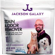 Jackson Galaxy Stain & Odor Remover Refill Tablets, 10 count