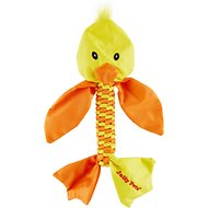 Jolly Pets Flathead Duck Dog Toy, Small