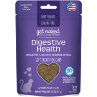 Get Naked Furball Relief Grain-Free Soft Cat Treats, 2.5-oz bag