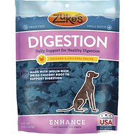 Zuke's Enhance Digestion Chicken & Chickpea Recipe Dog Treats, 5-oz bag