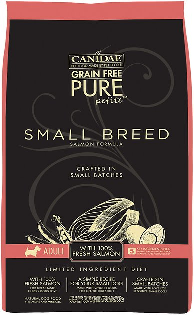Canidae Pure Dog Food Ingredients