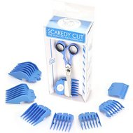 Scaredy Cut Silent Pet Grooming Kit, Blue