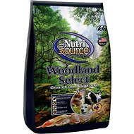 NutriSource Woodlands Select with Boar & Turkey Grain-Free Dry Dog Food, 15-lb bag