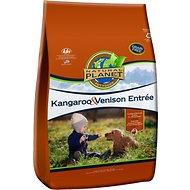 Natural Planet Kangaroo & Venison Entree Grain-Free Dry Dog Food, 15-lb bag