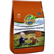 Natural Planet Kangaroo & Venison Entree Grain-Free Dry Dog Food, 25-lb bag