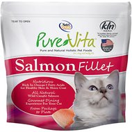 PureVita Salmon Fillet for Cats, 2-oz bag