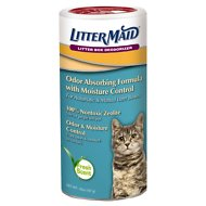 LitterMaid Cat Litter Deodorizer with Moisture Control, 20-oz bottle