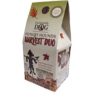 Exclusively Dog Hungry Hounds Harvest Duo Dog Treats