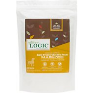 Nature's Logic Chicken Feast Raw Frozen Dog Food, Mini, 3-lb bag