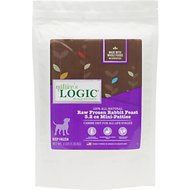 Nature's Logic Rabbit Feast Raw Frozen Dog Food, Mini, 3-lb bag