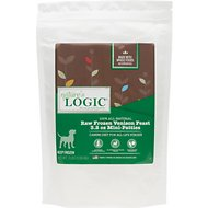 Nature's Logic Venison Feast Raw Frozen Dog Food, Mini, 3-lb bag