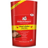 Stella & Chewy's Stella's Super Chicken Dinner Patties Raw Frozen Dog Food, 6-lb bag